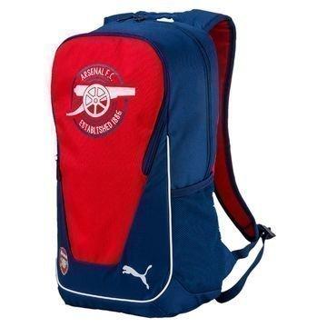 Arsenal Fanwear Reppu Navy/Punainen