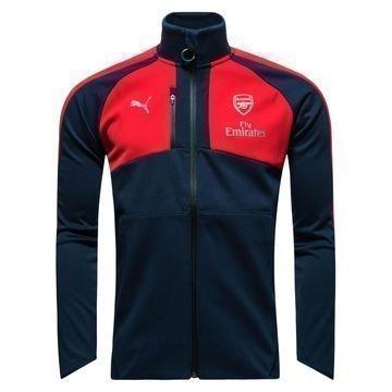 Arsenal Harjoituspaita Casual Performance Sininen/Punainen