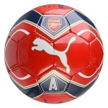 Arsenal Jalkapallo Fan Ball Mini Punainen