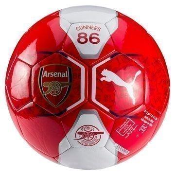 Arsenal Jalkapallo Fan Punainen