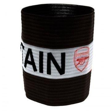 Arsenal Kapteeninnauha Musta
