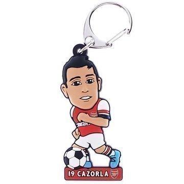 Arsenal Keyring Cazorla
