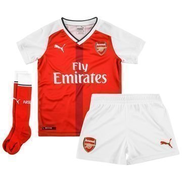 Arsenal Kotiasu 2016/17 Mini-Kit Lapset