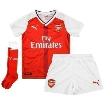 Arsenal Kotiasu 2016/17 Mini-Kit Lapset