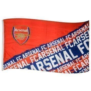 Arsenal Lippu Punainen
