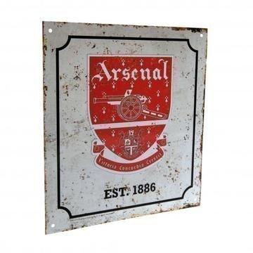 Arsenal Logo Retro
