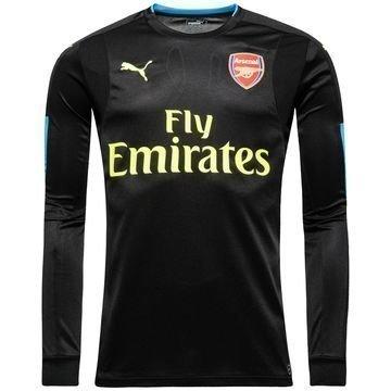 Arsenal Maalivahdin Paita Musta 2016/17