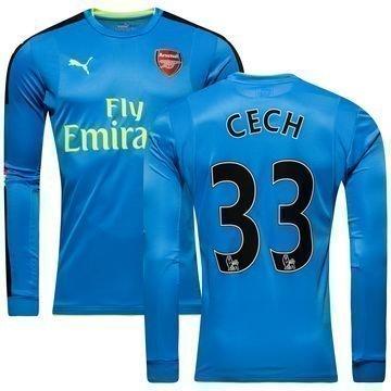 Arsenal Maalivahdin paita 2016/17 Sininen CECH 33 Lapset