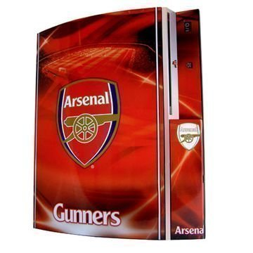 Arsenal PS3 Skin