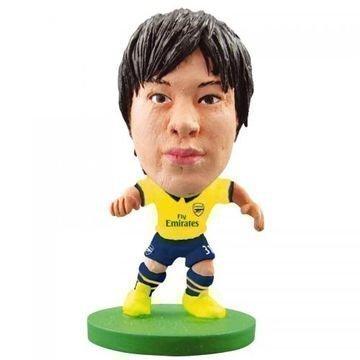 Arsenal SoccerStarz Miyaichi Vieras