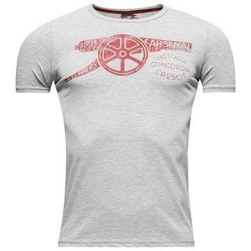 Arsenal T-Paita Cannon Harmaa Lapset