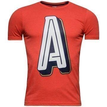 Arsenal T-Paita Fan Punainen