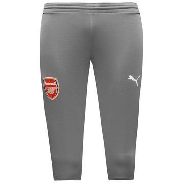 Arsenal Treenihousut 3/4 Harmaa
