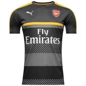 Arsenal Treenipaita Harmaa/Keltainen Lapset