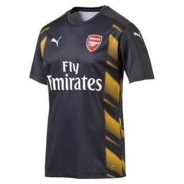 Arsenal Treenipaita Stadium Navy/Keltainen