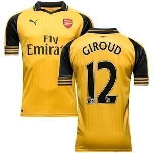 Arsenal Vieraspaita 2016/17 GIROUD 12 Lapset