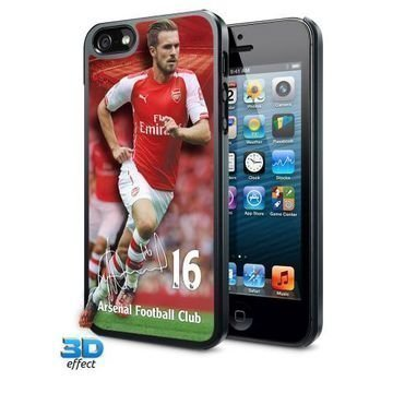 Arsenal iPhone 5/5S Suojakuori Ramsey