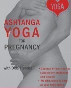Ashtanga Yoga for Pregnancy-dvd