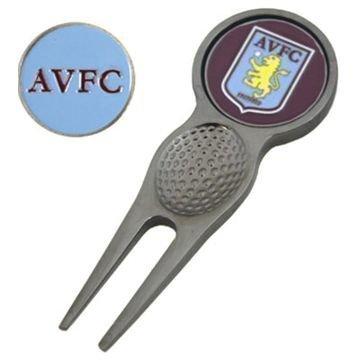 Aston Villa Golftarvike & Ball Marker