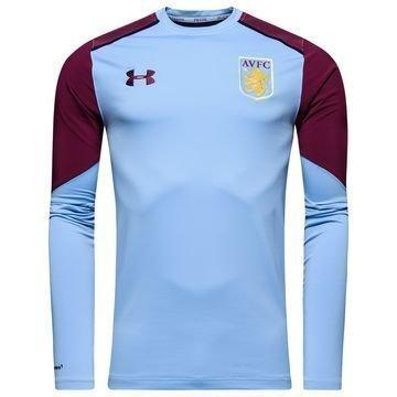 Aston Villa Harjoituspaita Midlayer Sininen/Viininpunainen