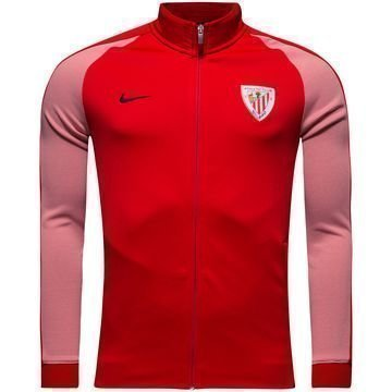 Athletic Bilbao Verryttelytakki N98 Authentic Punainen