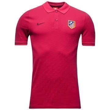 Atletico Madrid Authentic Pikeepaita Punainen
