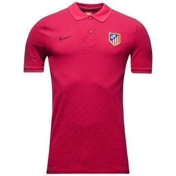 Atletico Madrid Authentic Pikeepaita Punainen