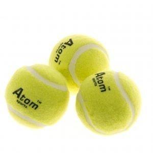 Atom Tennispallot 3 Kpl/Pkt