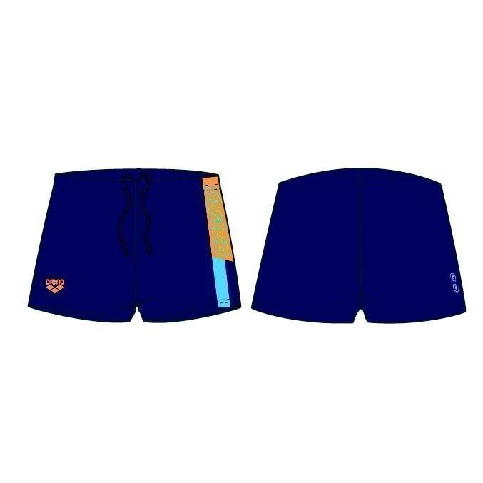 B Ipanema Jr Short 6-7 Navy