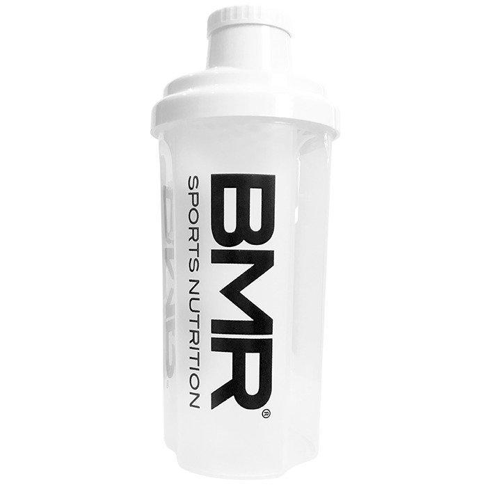 BMR White Shaker 500 ml