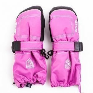 Baby Zip Long - Mitten 0-5 Years