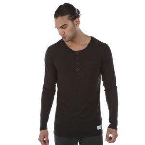 Bamboo LS Henley Shirt