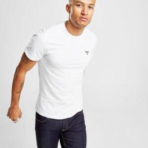 Barbour Beacon Short Sleeve T-Paita Valkoinen