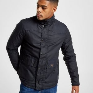 Barbour Beacon Stybarrow Waxed Jacket Laivastonsininen