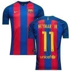 Barcelona Kotipaita 2016/17 NEYMAR JR. 11 Lapset