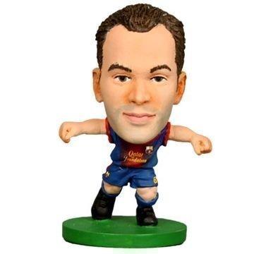 Barcelona SoccerStarz Iniesta
