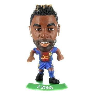 Barcelona SoccerStarz Song