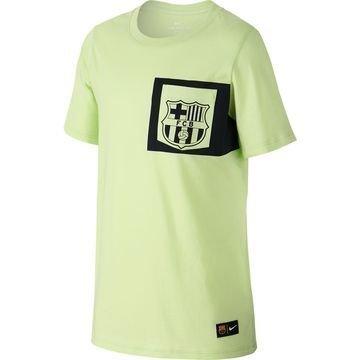 Barcelona T-paita Crest Vihreä Lapset