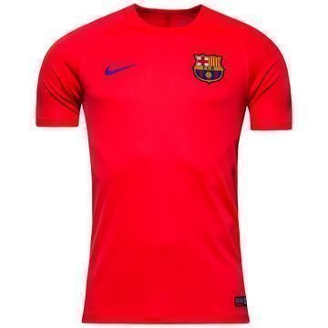 Barcelona TreeniT-Paita Squad Punainen/Navy