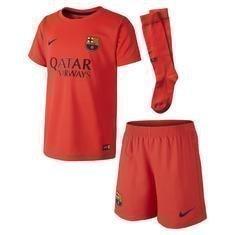 Barcelona Vierasasu 2014/15 Mini-Kit