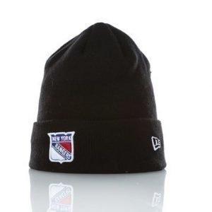 Basic Cuff Knit NHL Rangers