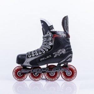 Bauer Rh Xr 5 Skate Rullaluistimet Musta