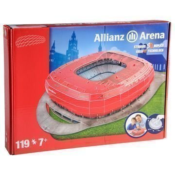 Bayern München 3D Palapeli Allianz Arena