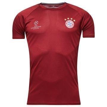 Bayern München Champions League Treenipaita Viininpunainen