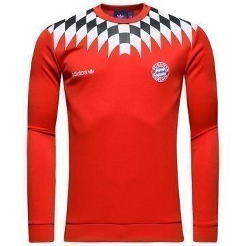 Bayern München Collegepaita Crew Originals Punainen