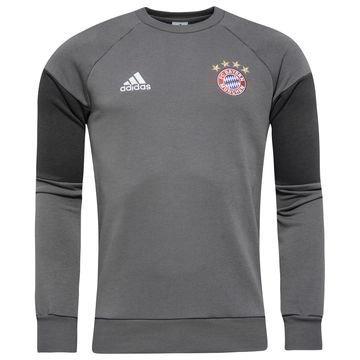 Bayern München Collegepaita Harmaa