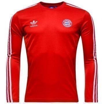 Bayern München Collegepaita Originals Punainen