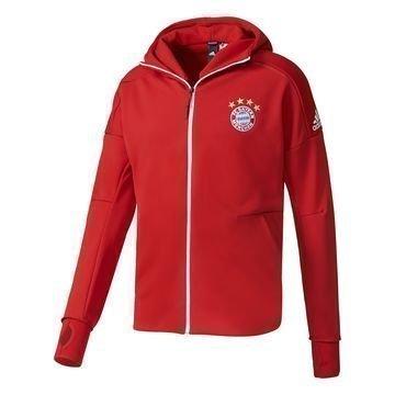 Bayern München Huppari Anthem Z.N.E. Punainen/Valkoinen