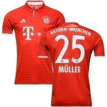 Bayern München Kotipaita 2016/17 MÜLLER 25 Lapset