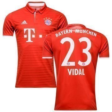 Bayern München Kotipaita 2016/17 VIDAL 23 Lapset